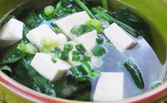 spinach-with-tofu-soup