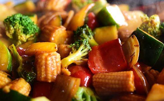 stir-fry-veggie