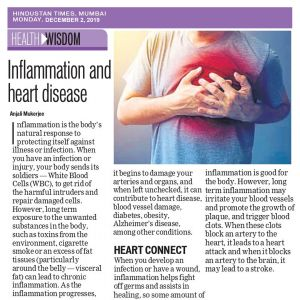 Inflammation and Heart Disease