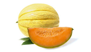 melons are loaded with vitamin E