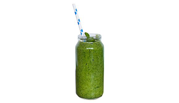 green leafy vegetable juice boosts immunity