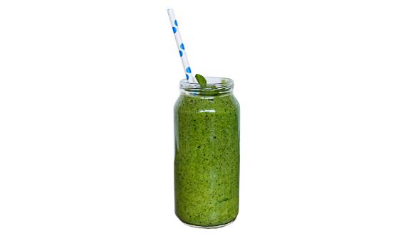 green leafy vegetable juice boosts immunity