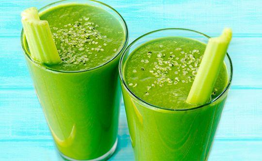 Detox with Celery Juice