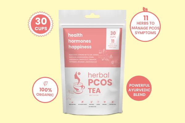 Herbal Pcos Tea