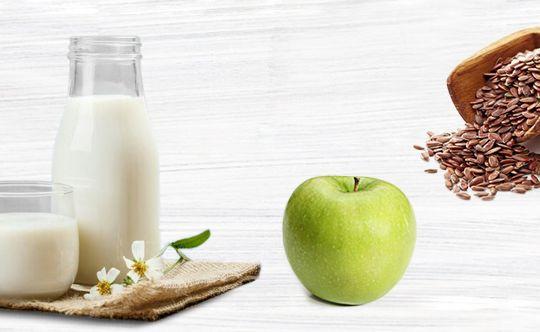 Flaxseed-Apple