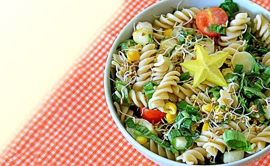 Healthy cuisines can eat while dining